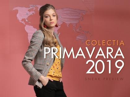 Colectia de Primavara 2019