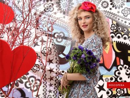 Descopera rochiile romantice