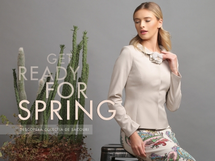 Get ready for Spring