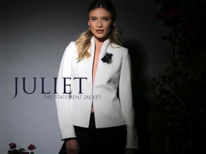 Juliet - the statement jacket