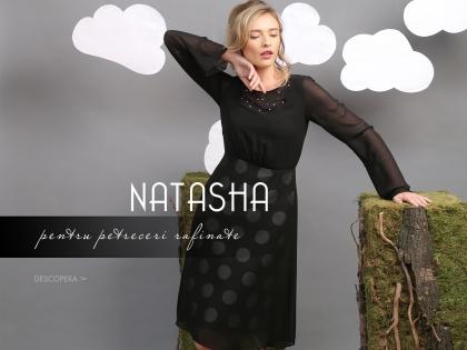 Natasha - pentru petreceri rafinate