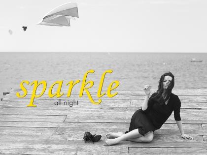 Sparkle all night