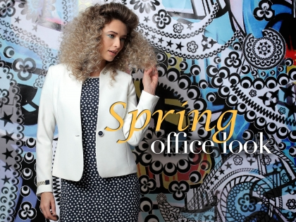 Spring Office Look