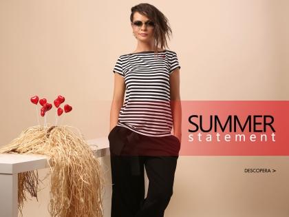 Summer statement!