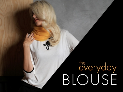 The Everyday Blouse