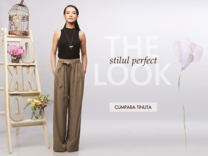 The look - stilul perfect