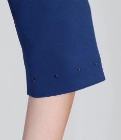 Bolero elegant din stofa elastica