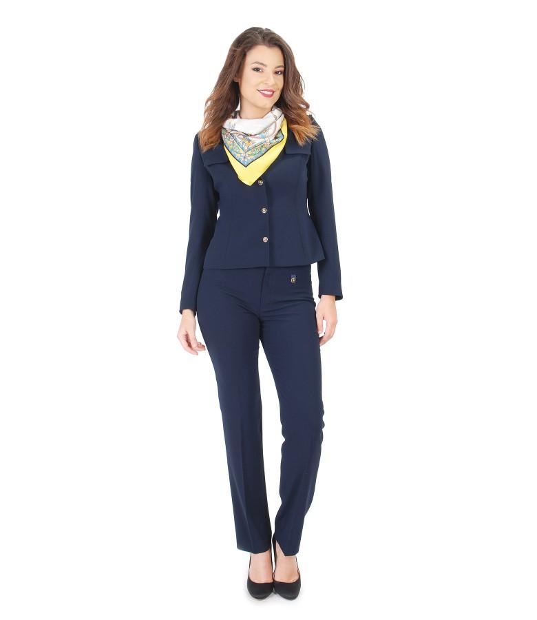 A&D Fashion iti propune o selectie deosebita de costume dama office si de ocazie la preturi mici potrivite pentru orice tip de silueta. Alege-ti modelul care iti pune in valoare personalitatea dintr-o gama variata de costume dama cu pantaloni sau cost.