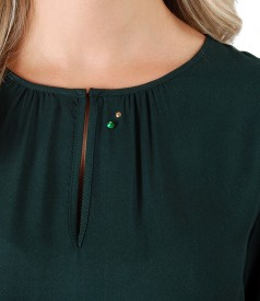 Bluza eleganta din vascoza