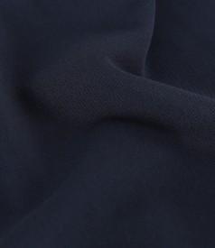 Rochie din stofa elastica decorata cu rips in talie
